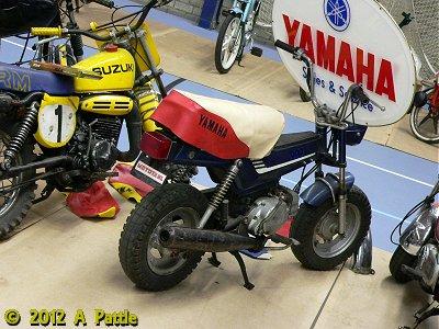 Bromfietsbeurs margriethal schiedam for Yamaha mox8 specs